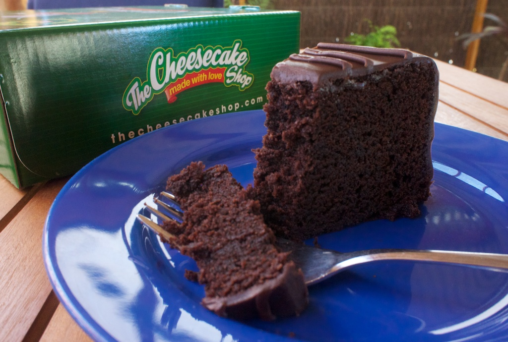 Cheesecake Shop Gluten Free Mud Cake Ingredients